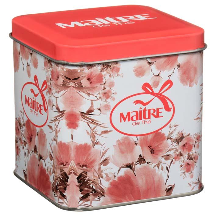 Чай черный ароматизированный «Цветы» 70г