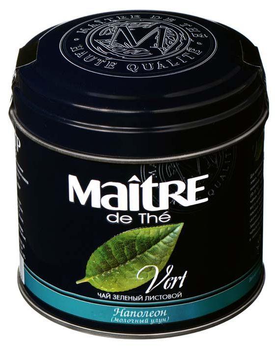 Зеленый чай «Наполеон» 100х6